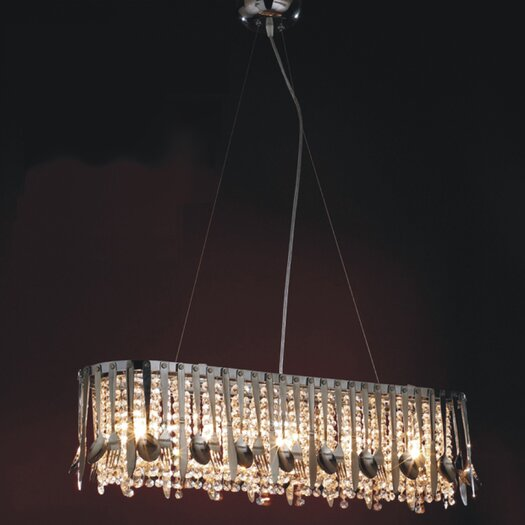 Whiteline Imports Marylin Pendant Lamp