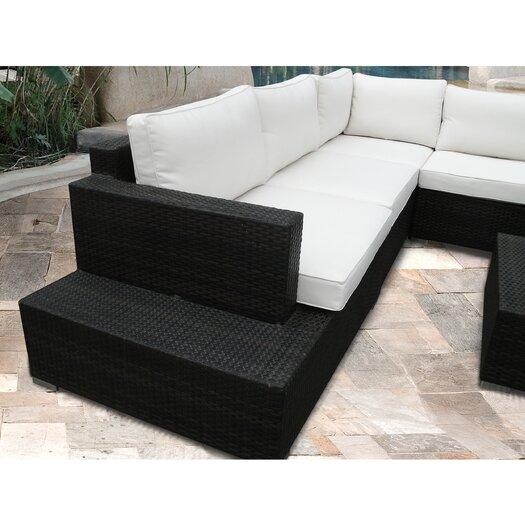 Sirio Acapulco 5 Piece Deep Seating Group with Cushion
