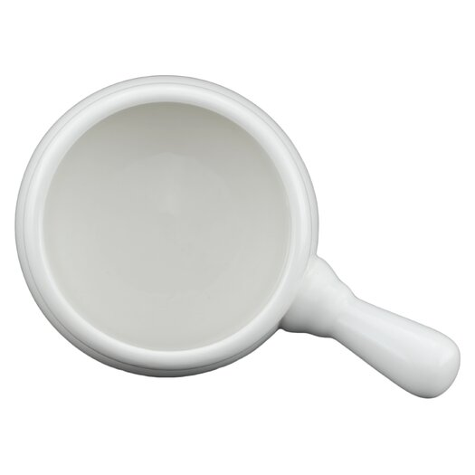 Tannex White Tie 15 oz. French Onion Soup Bowl