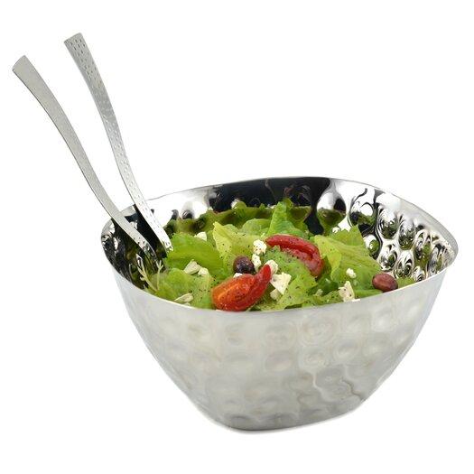 Tannex Cosmo Square 3 Piece Salad Bowl Set