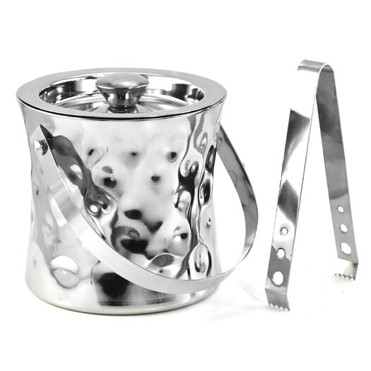 Tannex Cosmo Double Wall Concave Ice Bucket