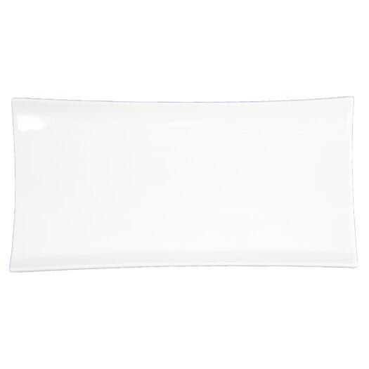 "Tannex Du Lait 8.5"" Rectangular Plate"