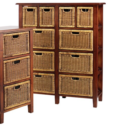 Ibolili 10 Drawer Chest