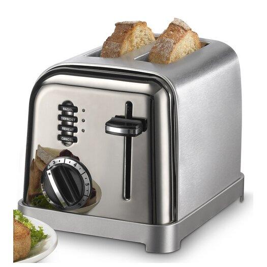 Cuisinart Classic 2-Slice Toaster
