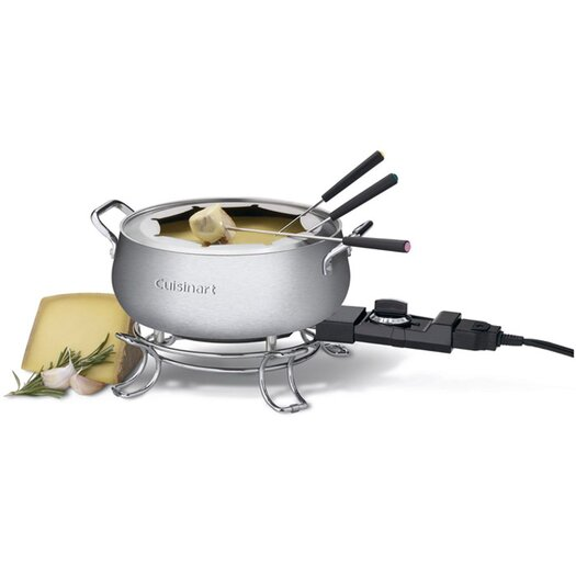 Cuisinart 3 Qt. Electric Fondue Set