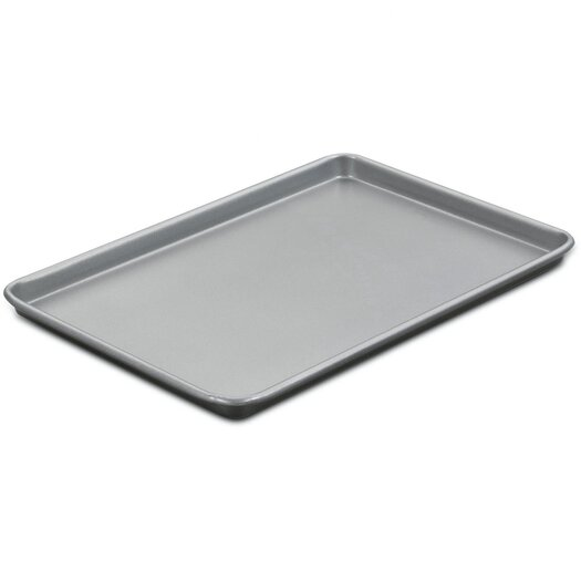 "Cuisinart Chef's Classic Nonstick Two-Tone Metal 15"" Baking Sheet"