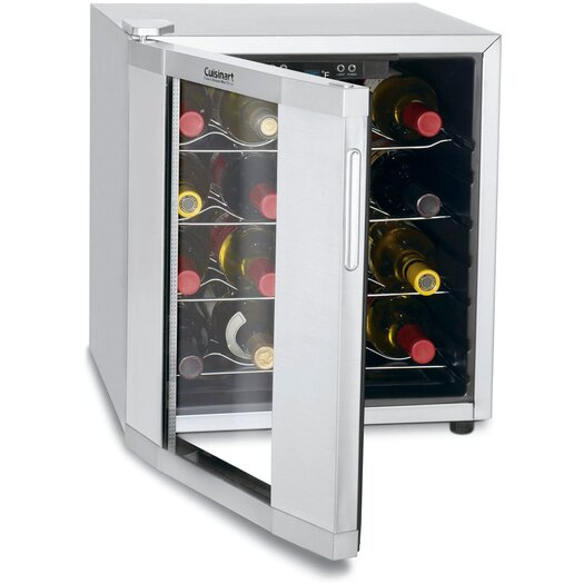 Cuisinart 16 Bottle Single Zone Thermoelectric Wine Refrigerator