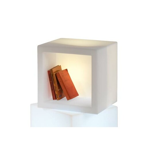 Slide Design Open Cube Floor Lamp