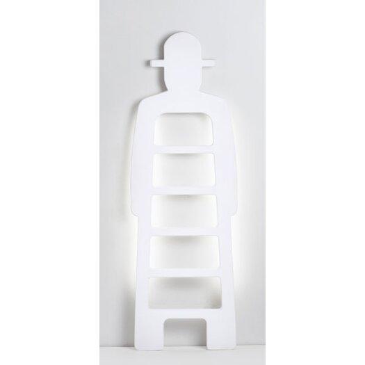 Slide Design Mr. Giò Lighted Ladder Statue