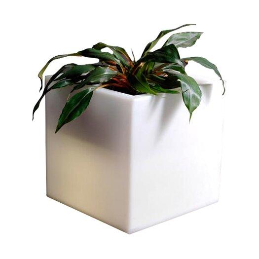 Slide Design Q-Pot Square Planter
