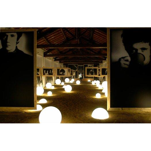 Slide Design 1/2 Globo Floor Lamp