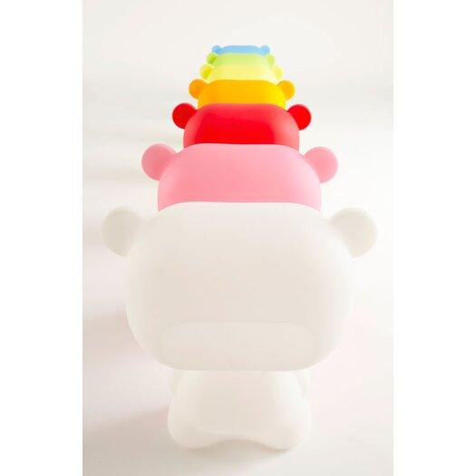 "Slide Design Pure 17.7"" H Table Lamp"