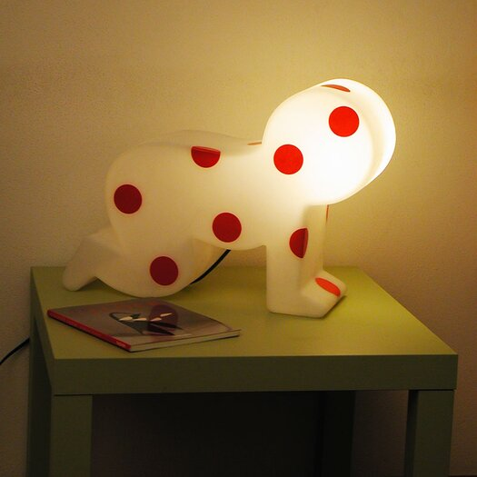 "Slide Design Baby 14.2"" H Table Lamp"