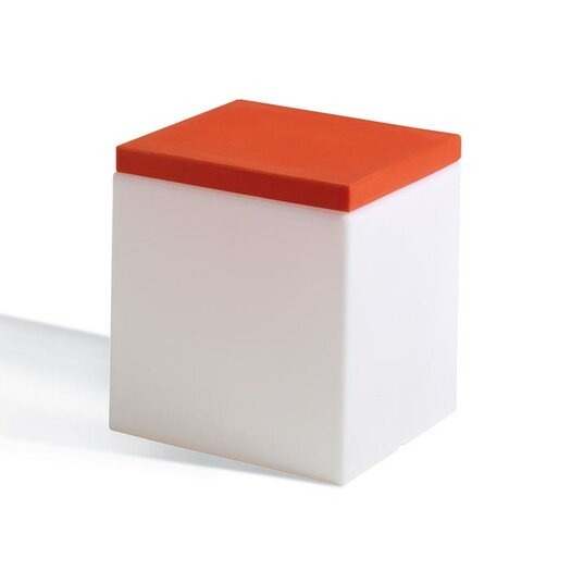 Soft Cube Lighted Stool with Cusion
