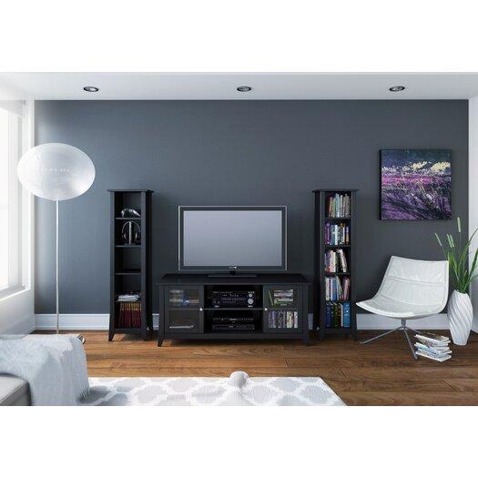 """Nexera Tuxedo 58"""" TV Stand"""