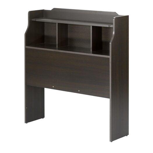 Nexera Dixon Bookcase Headboard