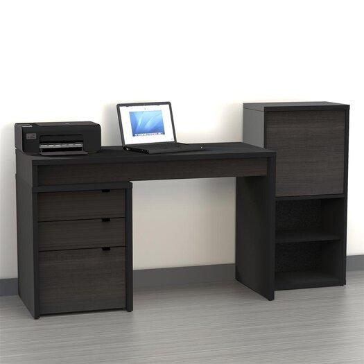 Nexera Sereni-T 3-Drawer File Cabinet