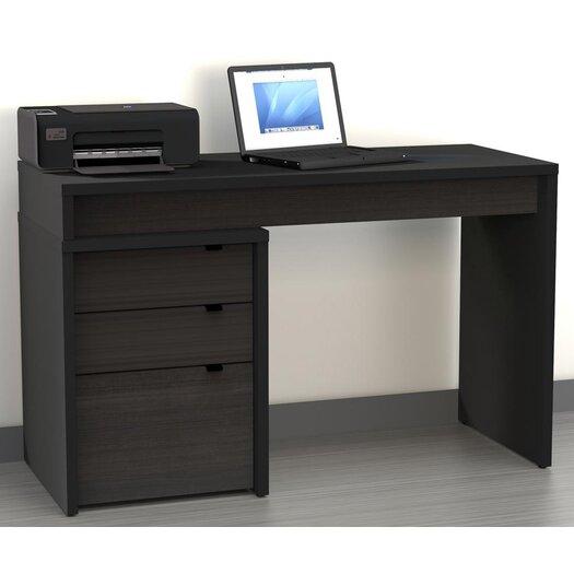 Nexera Sereni-T 3 Drawer Computer Desk