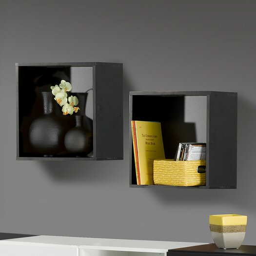 Nexera Avenue Decorative Wall Cubes