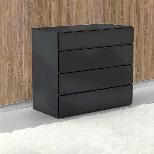 Nexera Avenue 4 Drawer Dresser