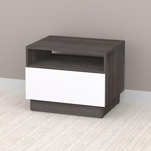 Nexera Allure End Table