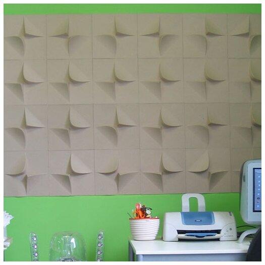 Mio Culture PaperForms 12 Piece Wallpaper Tiles