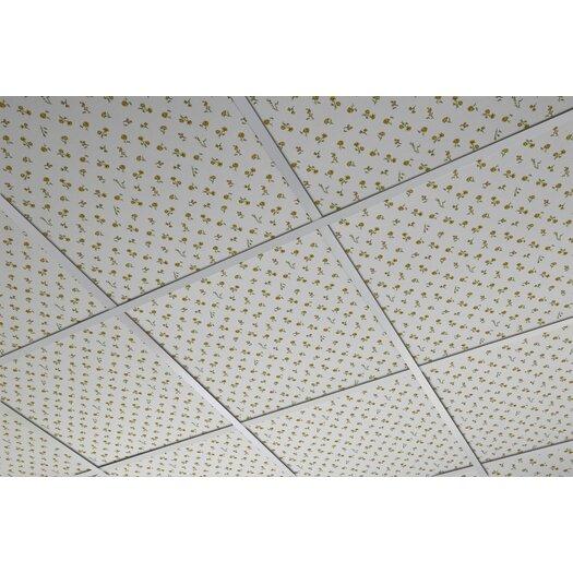 FoldScapes Square Drop Ceiling Tiles (24 Pack)