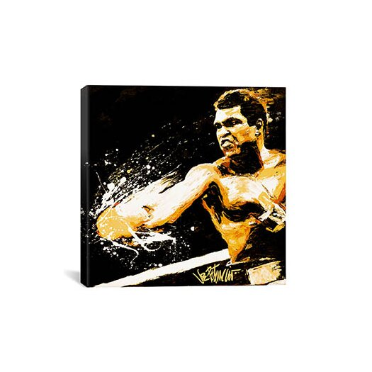 iCanvas Muhammad Ali 'Ali Fury' by Joe Petruccio Graphic Art on Canvas