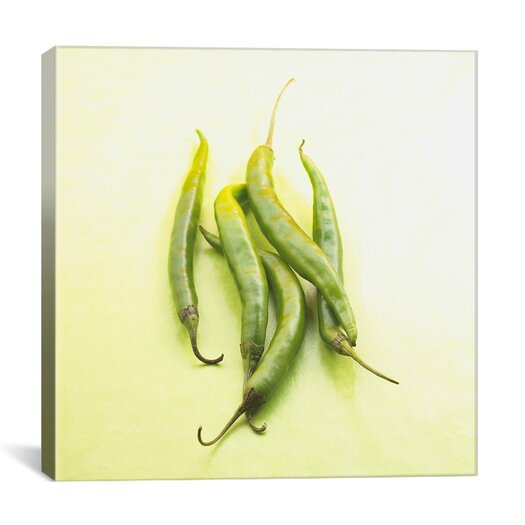 iCanvas Pea Pods Photographic