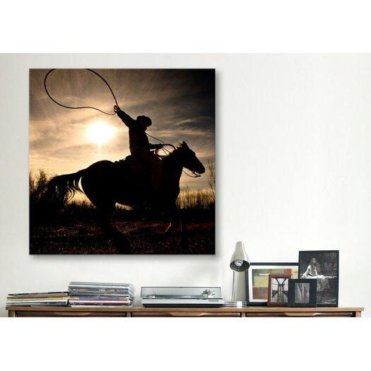 "iCanvas ""Let Her Fly  #2"" Canvas Wall Art by Dan Ballard"
