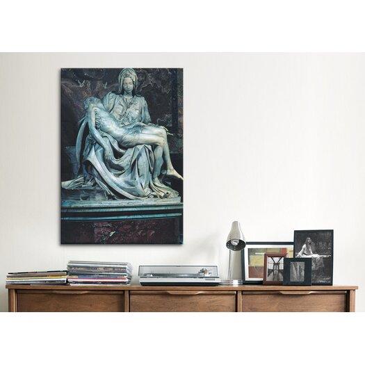 iCanvas 'Pieta' by Michelangelo Photographic Print on Canvas
