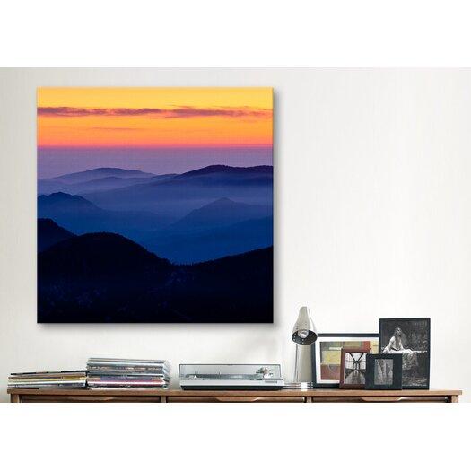 "iCanvas ""Rising Mist#2"" Canvas Wall Art by Dan Ballard"