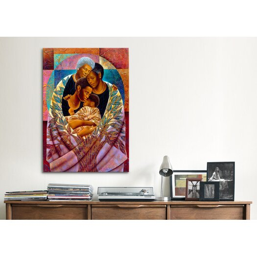 "iCanvas ""The Tree of Life"" Canvas Wall Art by Keith Mallett"