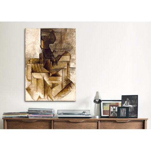 iCanvas 'The Rower' by Pablo Picasso Painting Print on Canvas