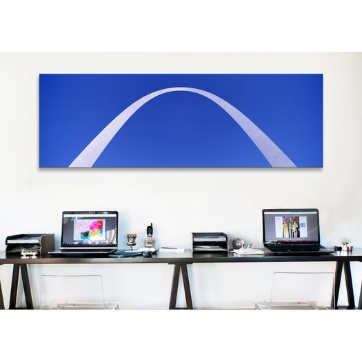 iCanvas Panoramic The Arch, St Louis, Missouri Photographic Print on Canvas