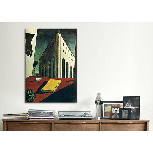 "iCanvas ""Turin Spring"" Canvas Wall Art by Giorgio de Chirico"