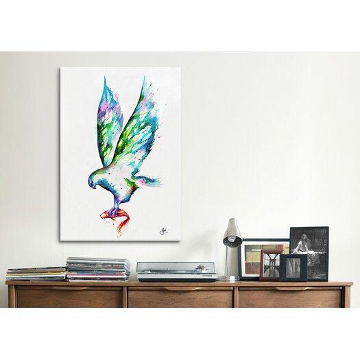 iCanvas 'Midas' by Marc Allante Graphic Art on Canvas