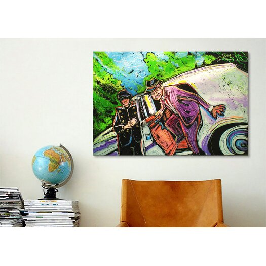 iCanvas Olivia Rolls 005 Canvas Wall Art by Rock Demarco