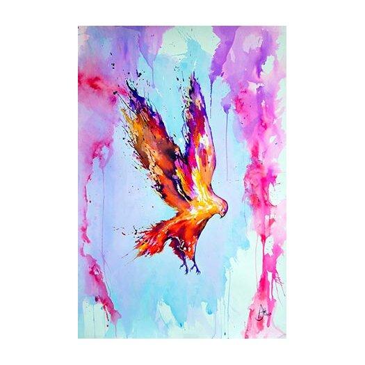 iCanvas Hyperion (1) Canvas Print Wall Art
