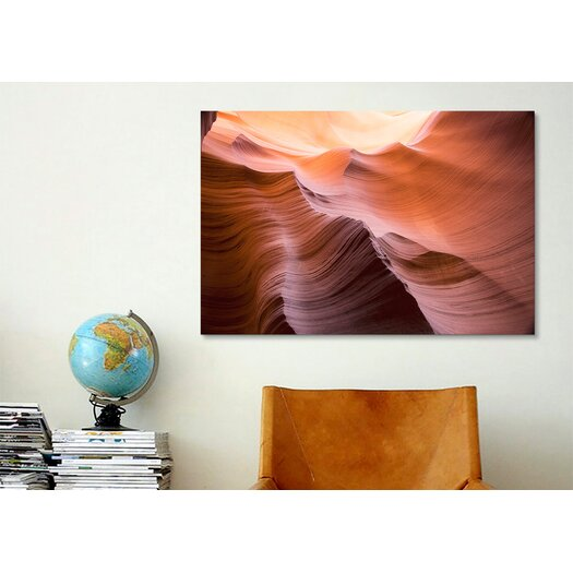 iCanvas 'Smooth II' by Moises Levy Photographic Print on Canvas