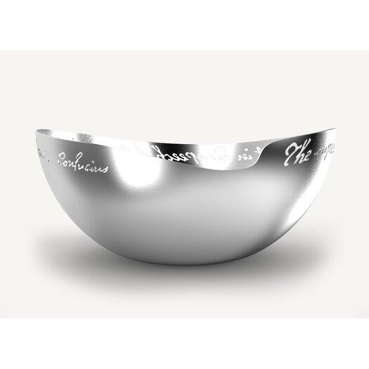 Steelforme Confucius Salad Bowl