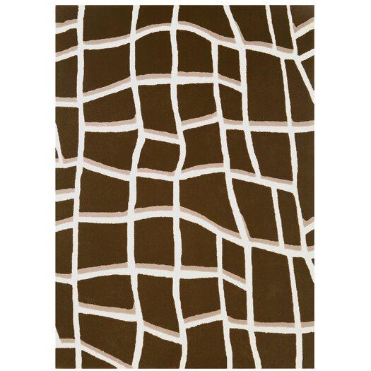 Pietra Chocolate Area Rug