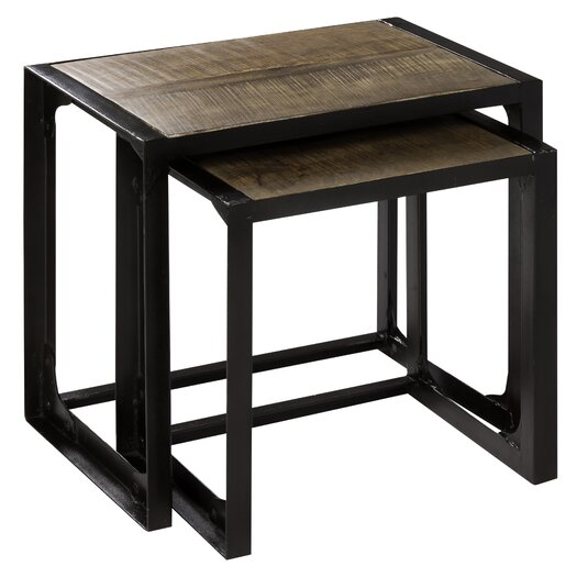 Cooper Classics Laurens 2 Piece Nesting Tables