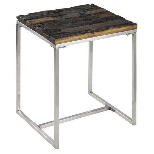 Cooper Classics Riddler End Table