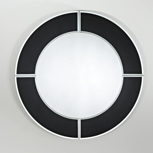 Homka Couture Round Mirror