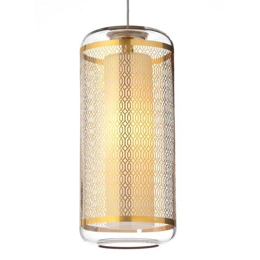 Tech Lighting Ecran 1 Light Monorail Mini Pendant
