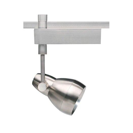 Tech Lighting Om Powerjack 1 Light Ceramic Metal Halide T4 70W Track Light Head with 15° Beam Spread