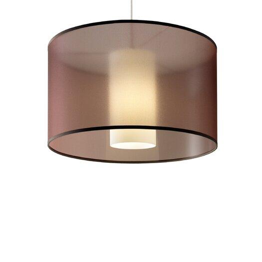 Tech Lighting Dillon 1-Circuit 1 Light Drum Pendant