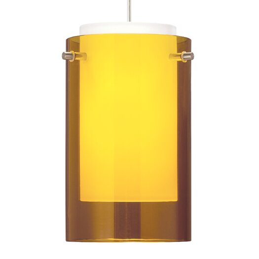 Tech Lighting Echo 1-Circuit CFL Mini Pendant