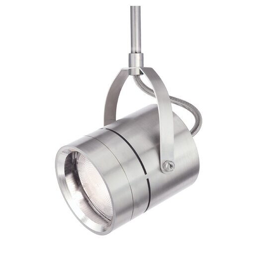 Tech Lighting Spot 1-Circuit 1 Light Incandescent PAR30 Short Track Light Head